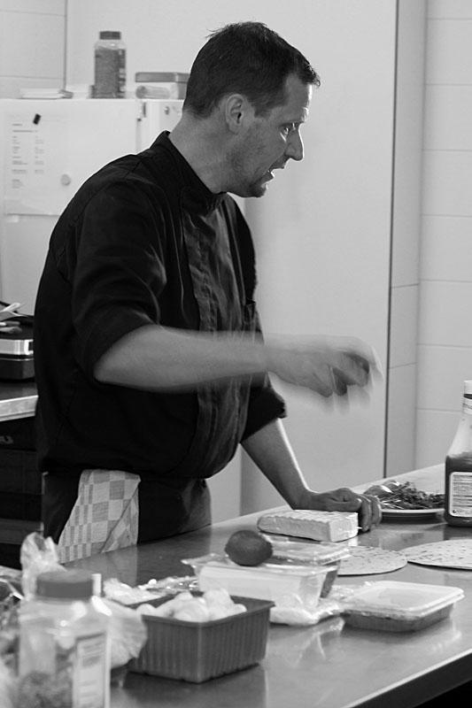 Kookworkshops Patrick De Groote
